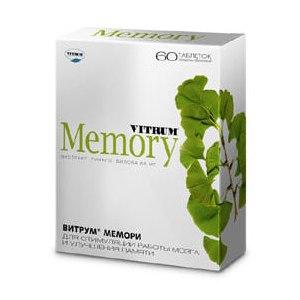 Пирацетам для улучшения памяти и работы мозга
