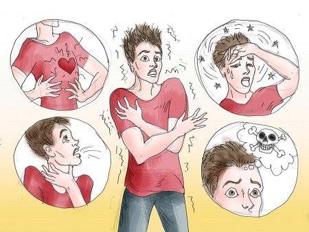 Как лечить панические атаки тревога страх беспричинный