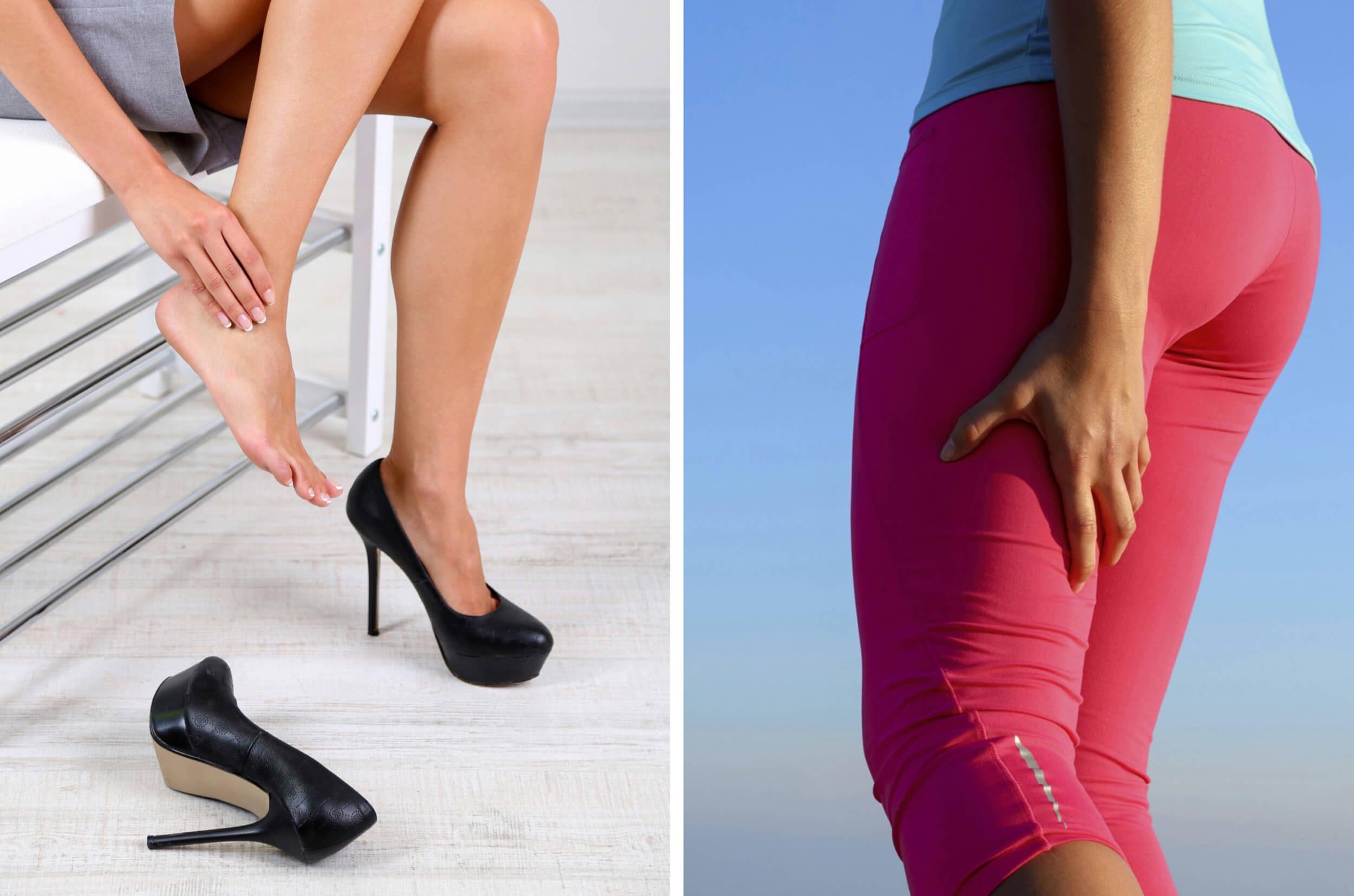 Ногу сводит судорога ночью причина и лечение