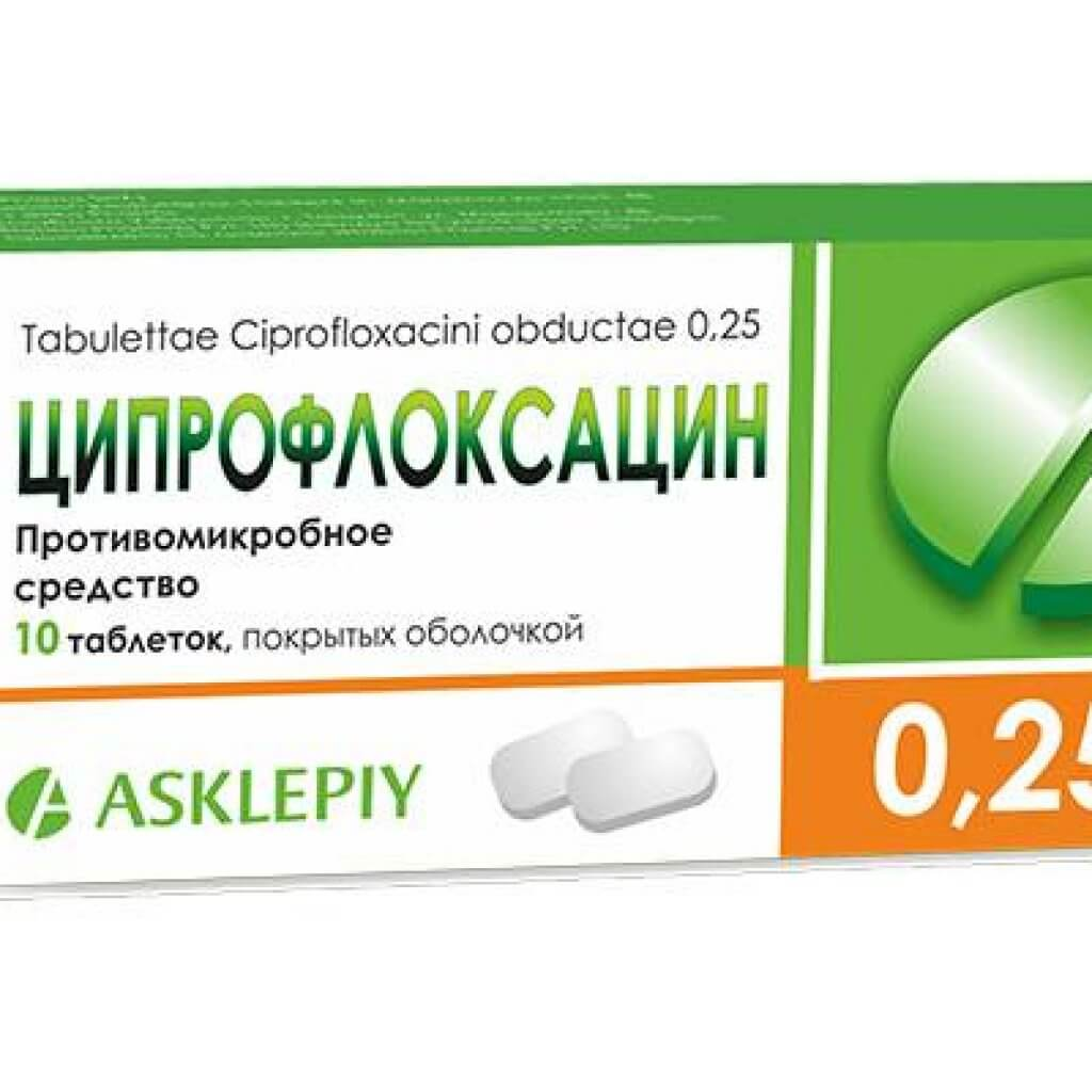 Таблетки от цистита и уретрита