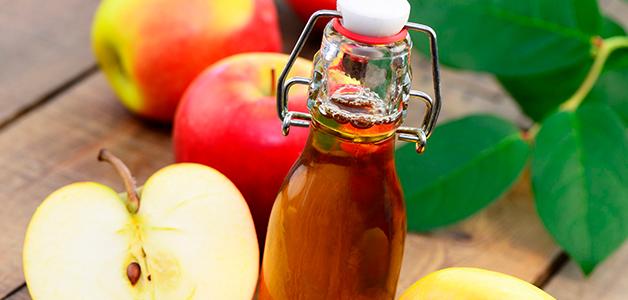 Яблочный уксус – польза и вред для здоровья