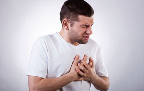 chest pain 1451602801 - What pathologies can provoke a burning sensation in the heart
