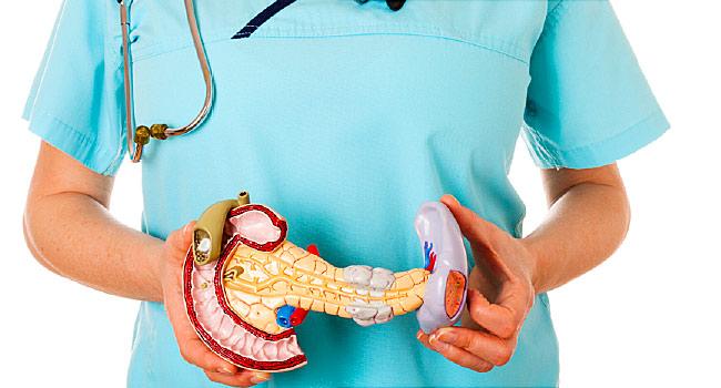 Эхопризнаки хронического панкреатита