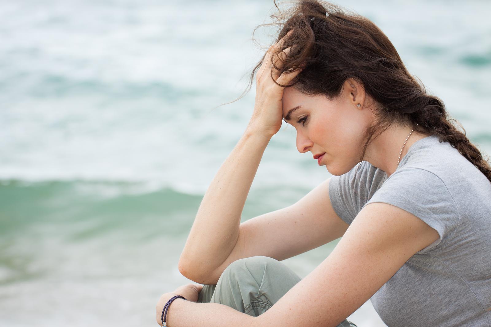Пролонгированная депрессивная реакция обусловленная расстройством адаптации