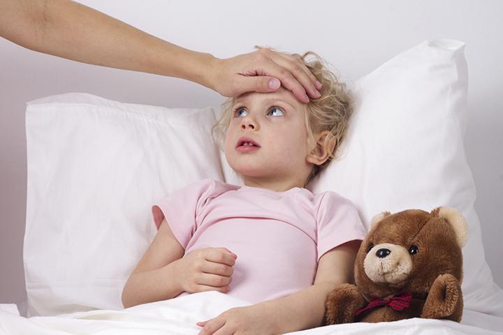 Пузырчатка или синдром рука нога рот